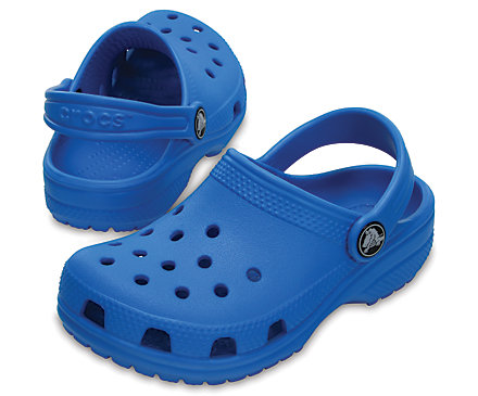 f47e22f6457924 Crocs Schuhe Kinder ocean