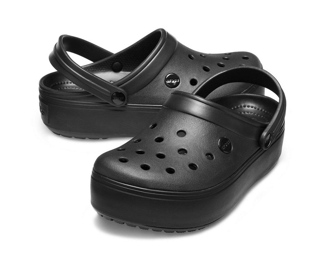 get cheap 20926 64628 Crocs Schuhe Damen black