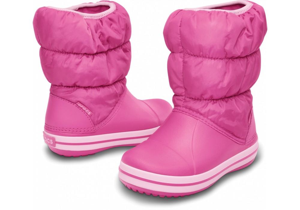 finest selection f7389 6a0c9 Crocs Schuhe Kinder bubblegum