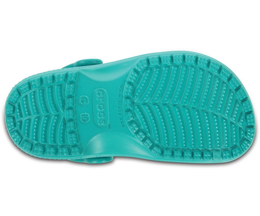 reputable site 47040 af64d Crocs Schuhe Kinder tropical teal